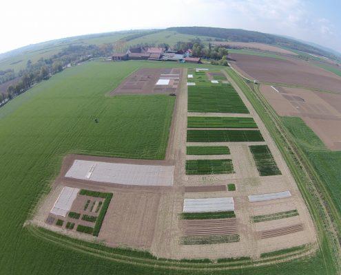 Fachgebiet Ökologischer Landbau, Universität Kassel