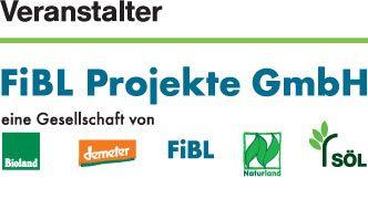 Veranstalter: FiBL Projekte GmbH